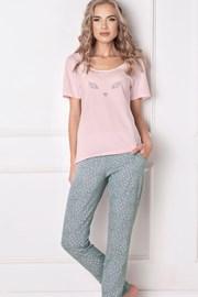 Damska piżama Wild Look długa
