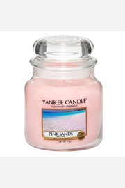 Yankee Candle świeca Pink Sands średnia