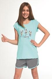 Dziewczęca piżama Zebra