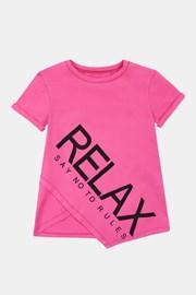 Dziewczęca tunika Relax