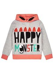 Dziewczęca bluza Happy Monster