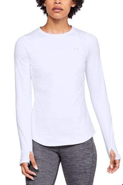 Biała koszulka sportowa Armour Crew