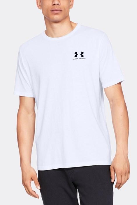 Biały T-shirt Under Armour Sportstyle