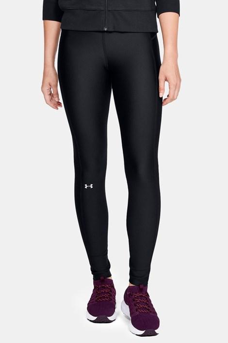 Czarne legginsy kompresyjne Under Armour Brand
