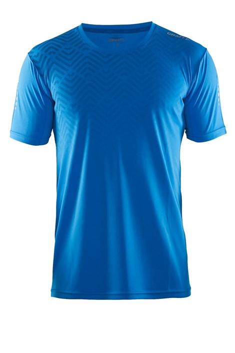 Męski T-shirt funkcyjny Craft Mind SS niebieski