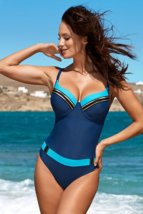 Jednoczęściowy damski kostium kąpielowy Brigitte 01
