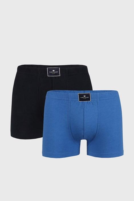 2 PACK niebieskich bokserek Tom Tailor Palm