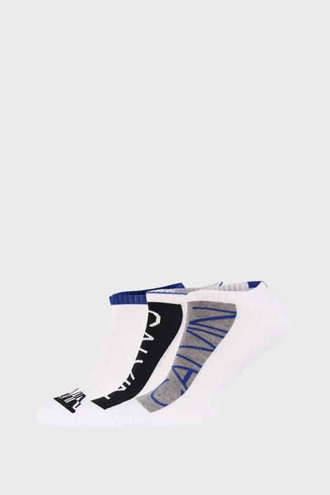 2 PACK niskich skarpetek Calvin Klein Jasper