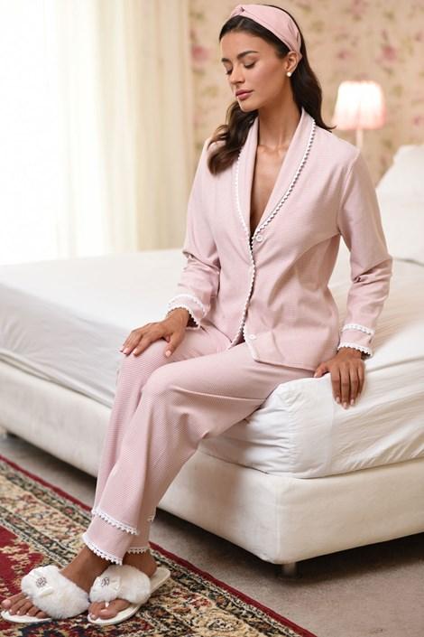 Bawełniana piżama Harmonia