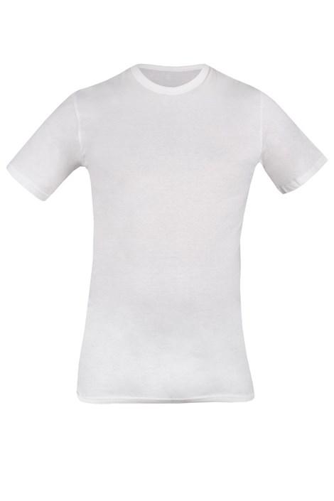 Bawełniany T-shirt męski Uomo 090W 100% bawełny