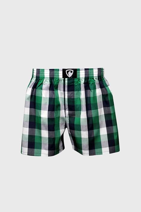 Czarno-zielone szorty Represent Classic Ali