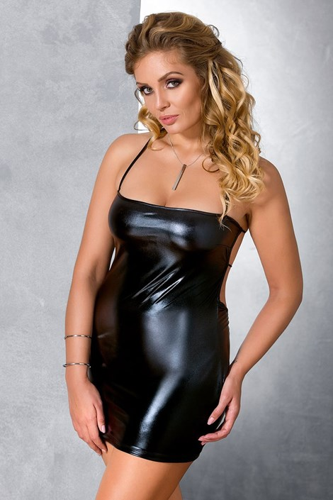 Luksusowa sukienka Beltis Black