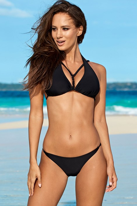 Biustonosz od stroju kąpielowego bikini Bibi bez fiszbinów