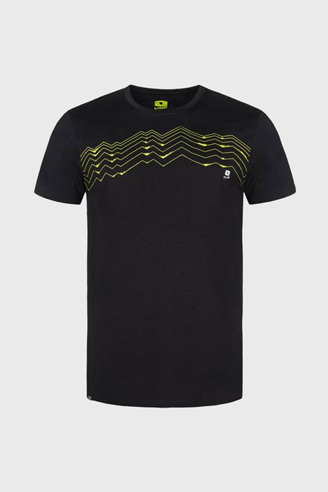 Czarny T-shirt LOAP Bengal
