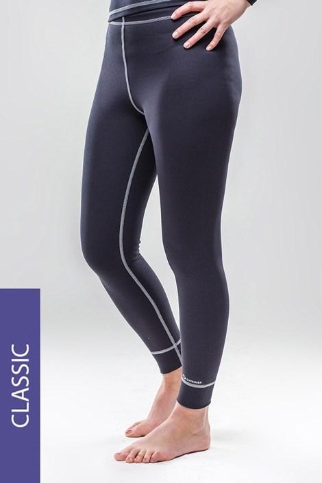 Spodnie termiczne Classic - szare