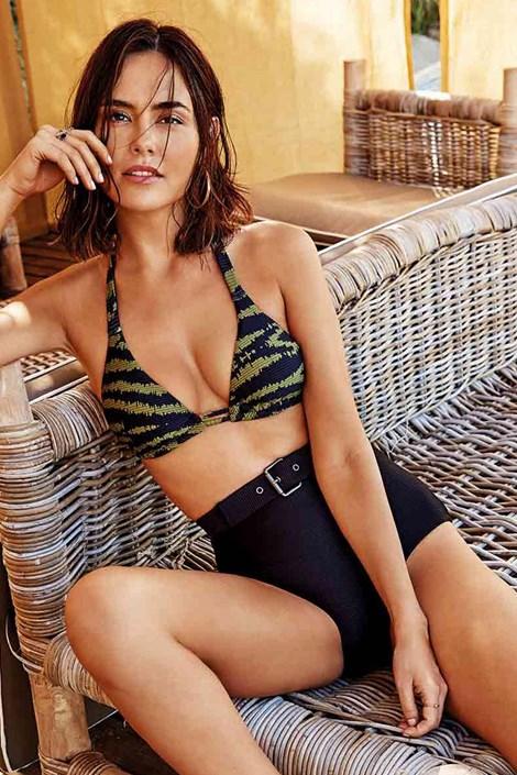 Biustonosz od stroju kąpielowego bikini Ilda