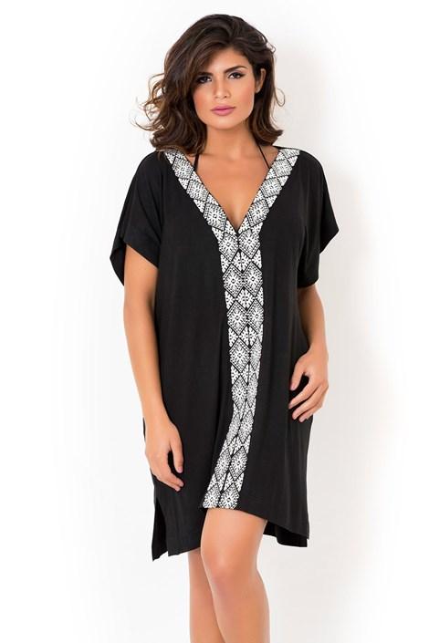 Włoska sukienka plażowa Peyote marki David Mare