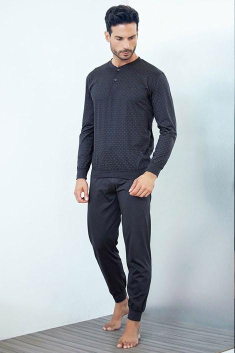 Męska piżama włoskiej produkcji - Allesio