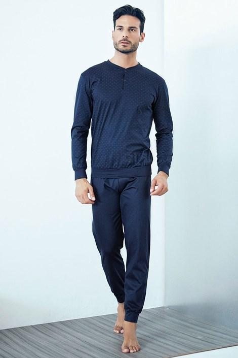 Męska piżama włoskiej produkcji - Evio