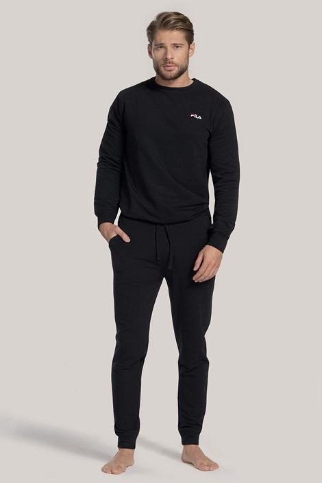 Czarna piżama FILA Jordan