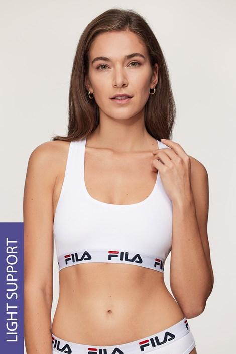 Biustonosz sportowy Fila Underwear White