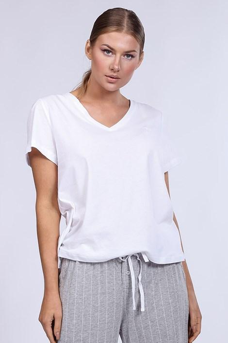 Damska bawełniana koszulka Ralph Lauren