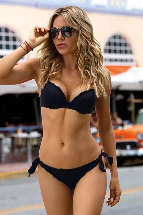 Dwuczęściowy damski kostium kąpielowy Angeline z biustonoszem push-up