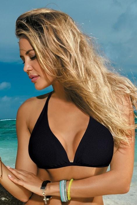 Biustonosz od stroju kąpielowego bikini Naomi Black