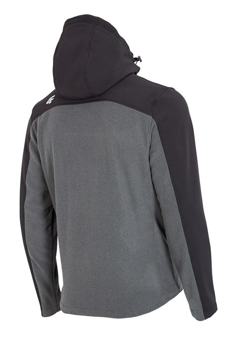 Bluza męska 4F Softshell Grey
