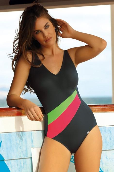 Jednoczęściowy damski kostium kąpielowy Ella