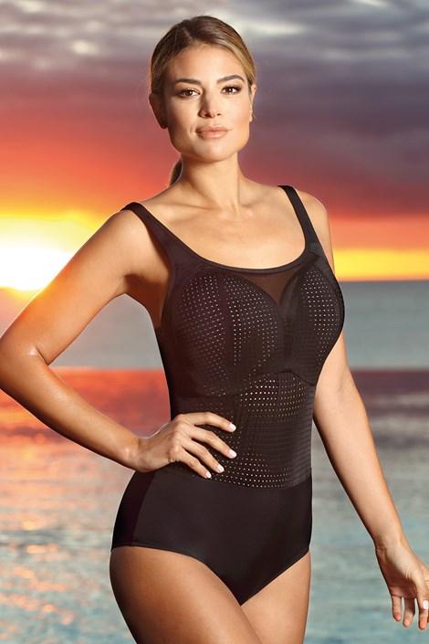 Jednoczęściowy damski kostium kąpielowy Caroline