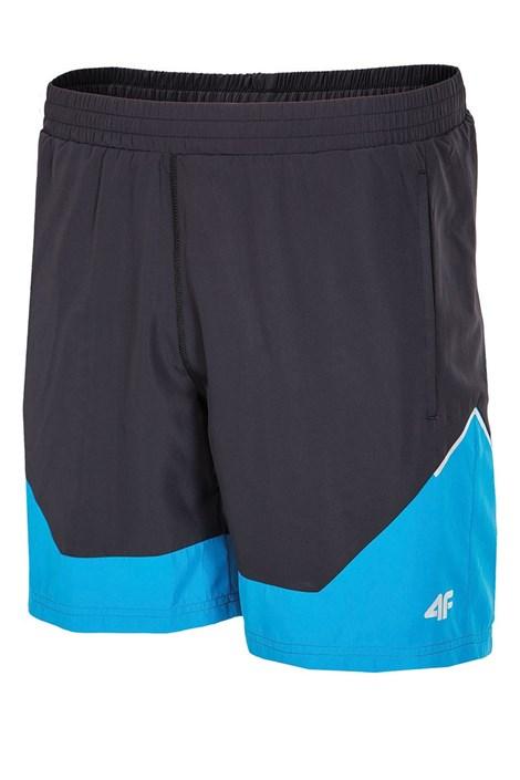 Męskie szorty sportowe z dłuższymi nogawkami
