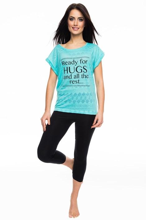 Damska piżam Ready for hugs