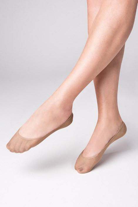 Nylonowe stopki do balerinek