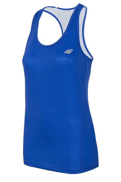 Damski top sportowy Dry Control Blue