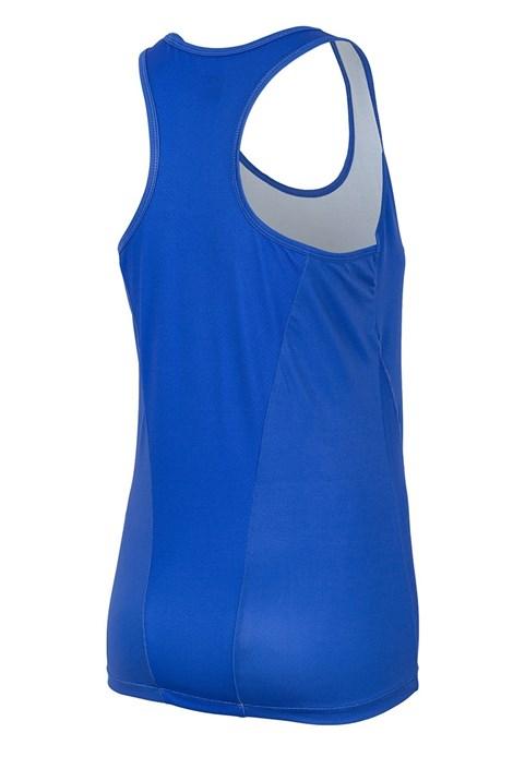 Damski top sportowy 4F Dry Control Blue