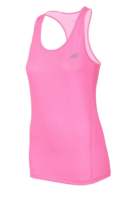 Damski top sportowy Dry Control 4F Pink