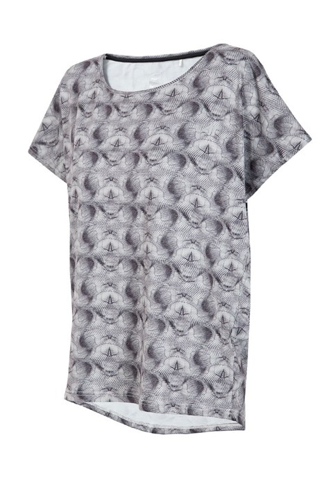Damski T-shirt sportowy 4F Fitness Dry Control