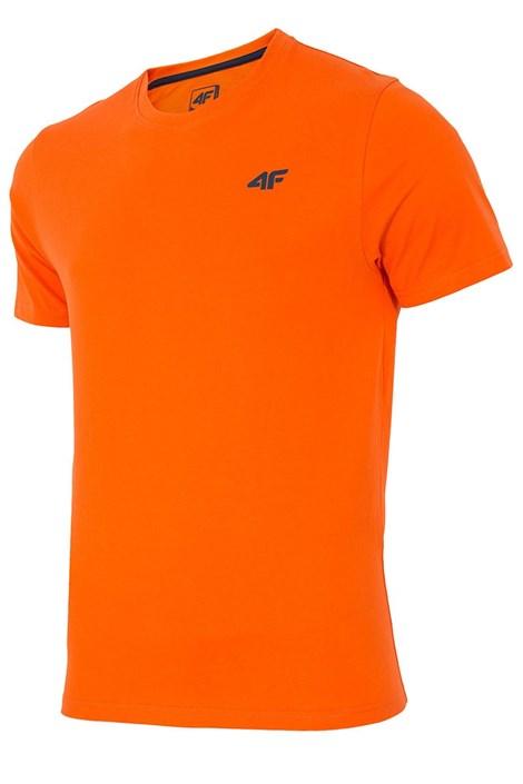 Męski T-shirt sportowy 4F Easy 100% bawełny