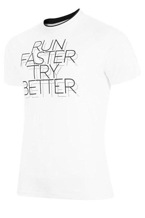Męski T-shirt sportowy 4F Run Faster