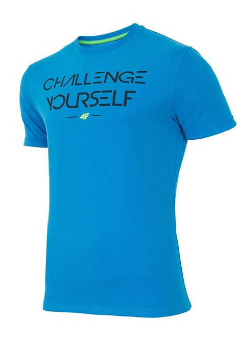 Męski T-shirt 4F Challenge Yourself