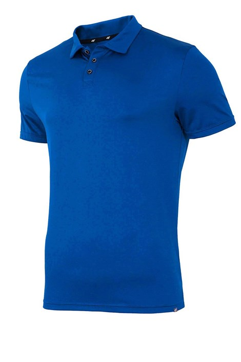 Męski T-shirt sportowy 4F Blue
