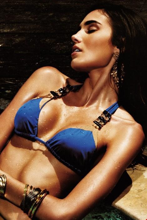 Biustonosz od stroju kąpielowego bikini Star