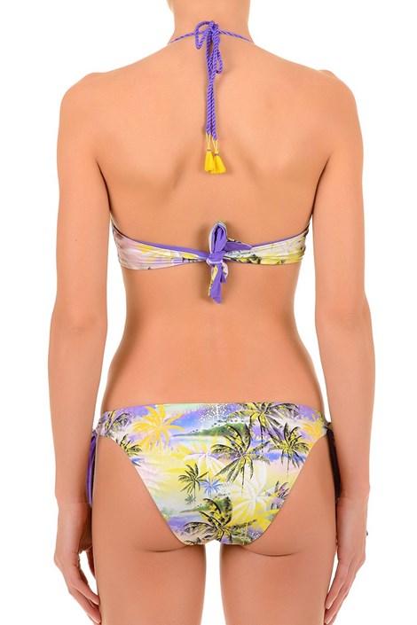 Biustonosz od stroju kąpielowego bikini Lora Push-Up