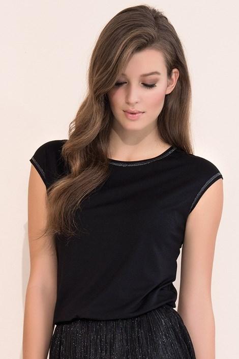 Elegancka damska bluzka Vivian Black