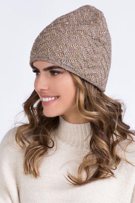 Damska zimowa czapka Wenus