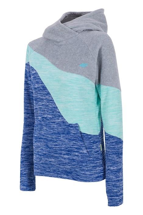 Damska bluza polarowa 4F Stripes