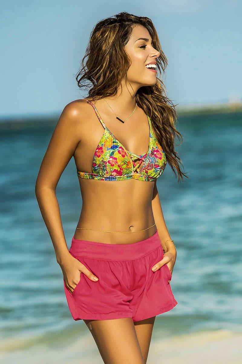 6e98af291210c8 Damskie szorty plażowe Tropicana z kolekcji Phax | Astratex PL