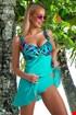 Damski kostium kąpielowy tankini Mirella Mirella295_01