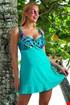 Damski kostium kąpielowy tankini Mirella Mirella295_02